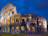 Rome(Rm) - Colosseum - Flavian Amphitheatre