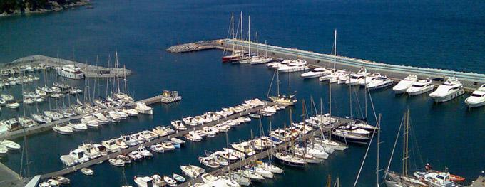 Port de Plaisance d'Alassio