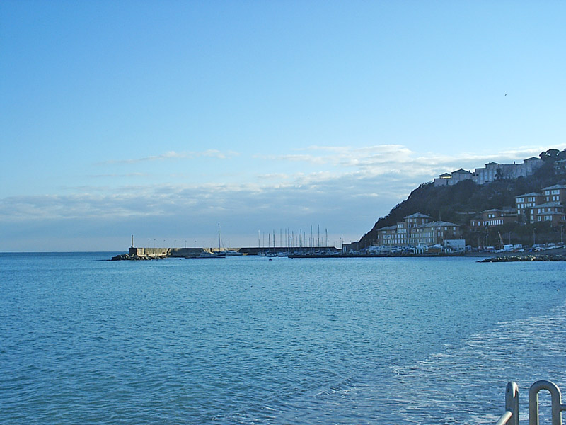 Le Port de Plaisance de Arenzano