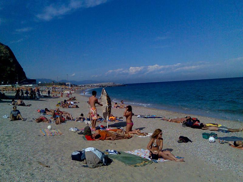 Bergeggi Beach