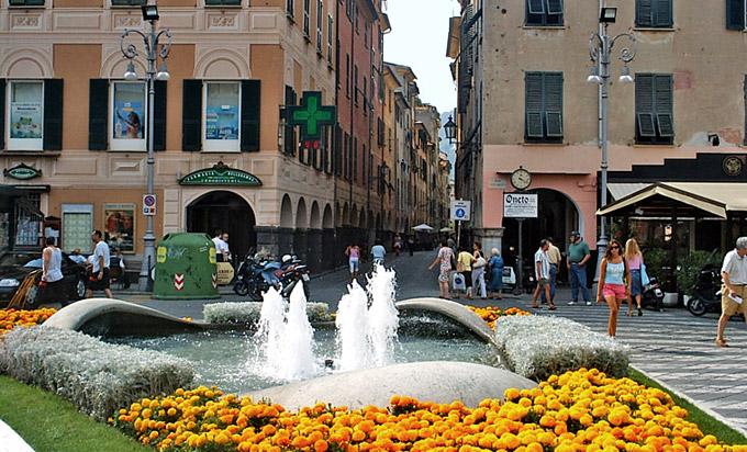 Hotel Chiavari Italien