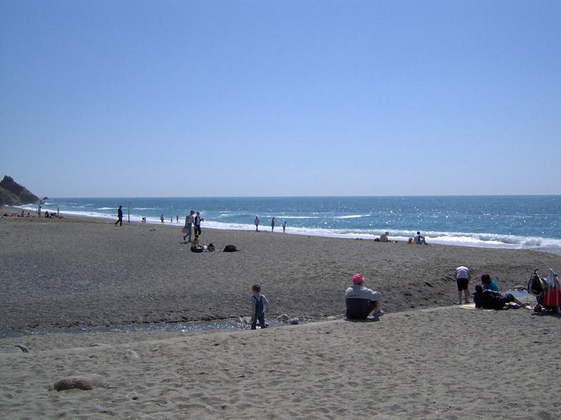 Deiva marina la spiaggia liguria italia spiagge for Setacciavano la sabbia dei fiumi