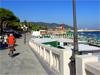 Diano Marina(Im) - La Passeggiata a mare