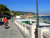 Diano Marina(Im) - The Seafront Promenade