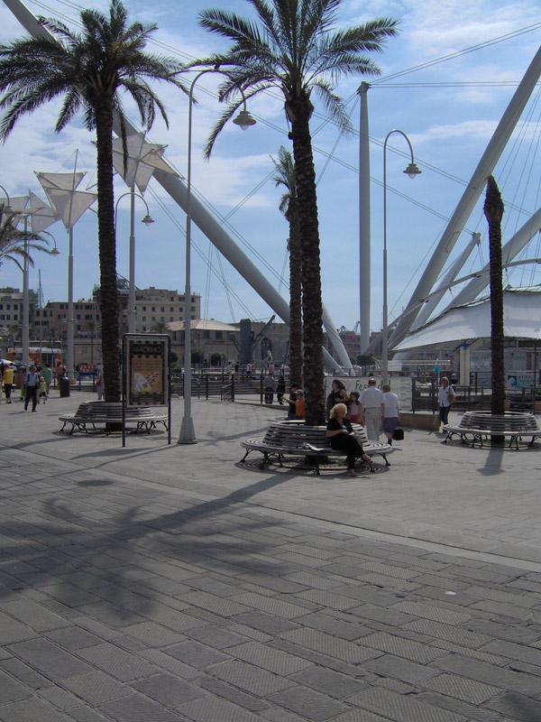 L'Expo et le port de plaisance