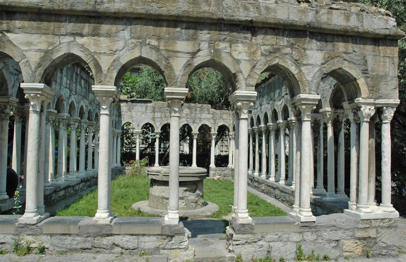 The Gates of Genoa
