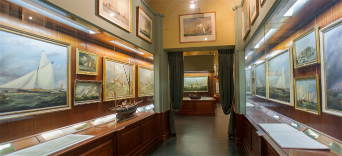 Meeresmuseum Galata