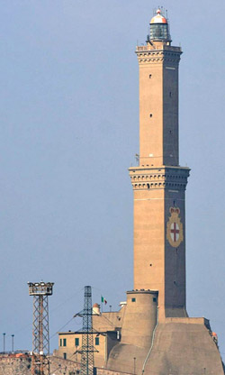 The Lanterna (Lighthouse of Genoa)