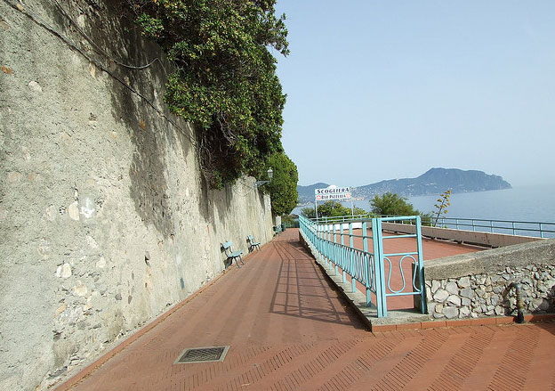 Promenade Anita Garibaldi