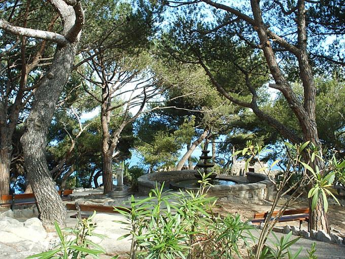 Bordighera Giardini Botanici Hanbury Villa Hanbury