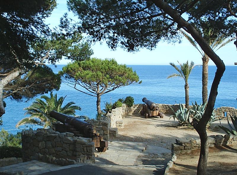 Bordighera I Giardini Winter (Liguria, Italia) - giardino ...