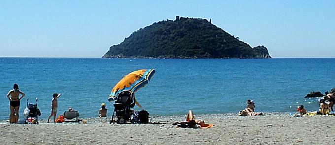 Insel Gallinara