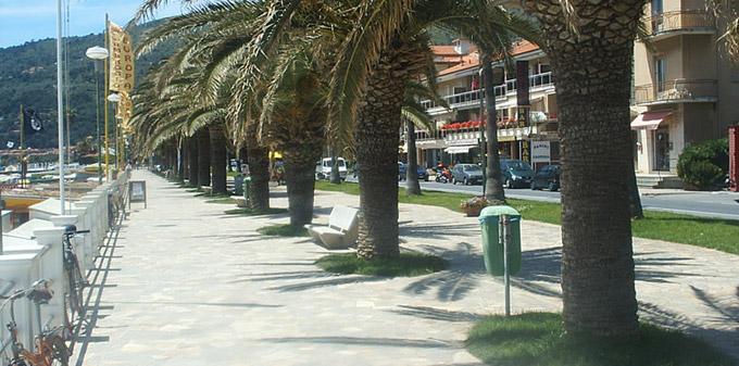 La Spezia Hotel Am Strand