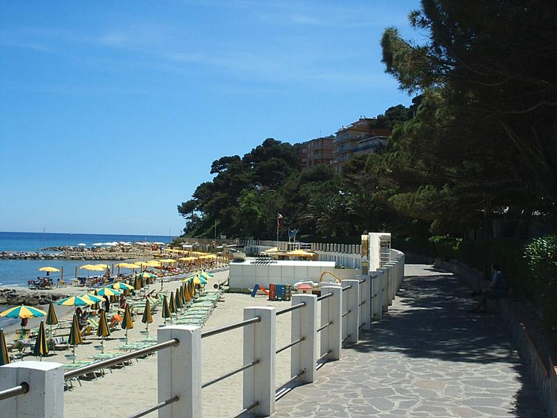 La Spiaggia di Laigueglia