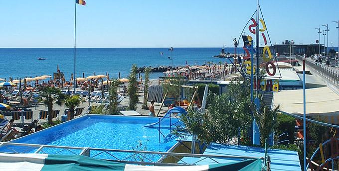Hotel Spa Bordighera Italie