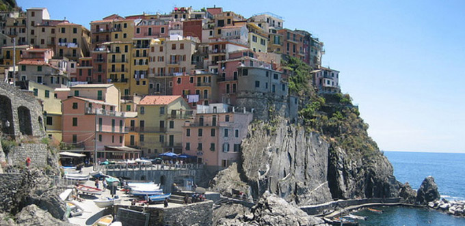 Cinque terre the resort town liguria italy 5 terre for Hotels 5 terres italie