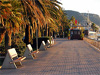 Pietra Ligure(Sv) - Die Strandpromenade