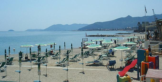 Hotels San Remo Strand