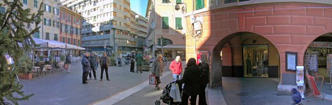Centre Ville Restaurant San Remo Italie