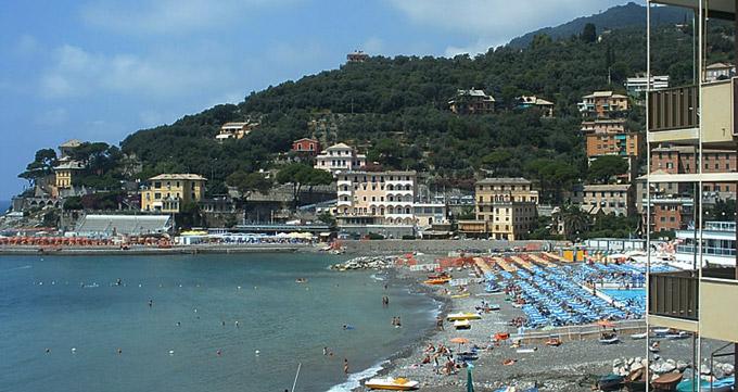 Recco les plages ligurie italie plages ligurie recco for Meuble agavi monterosso al mare