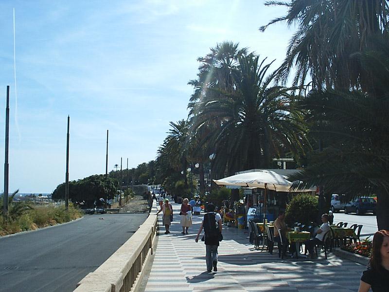 La Promenade de Sanremo