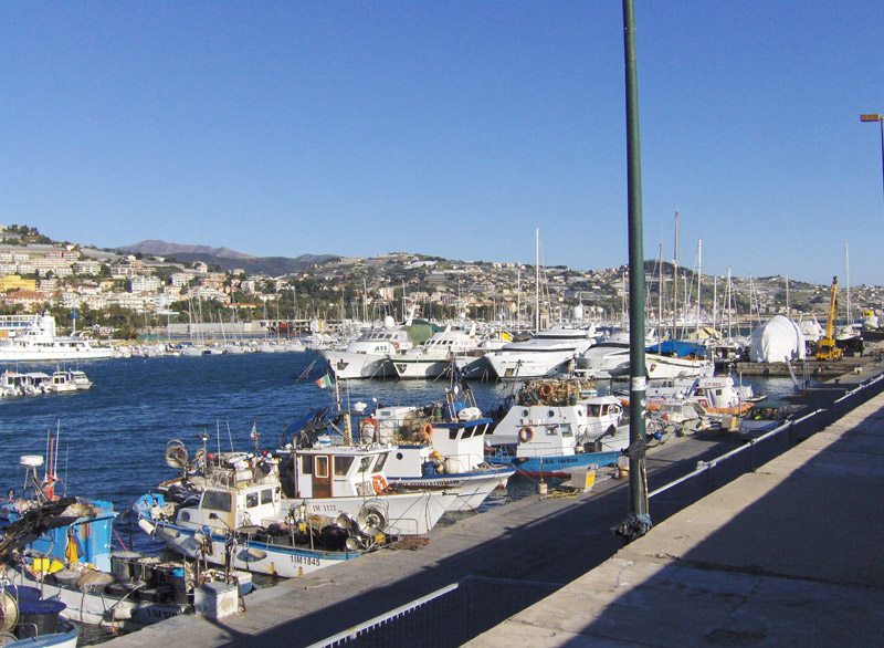 Port de Plaisance de San Remo