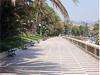 Sanremo(Im) - Die Promenade von Sanremo