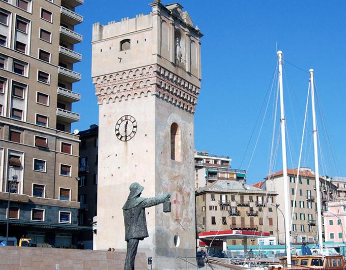 Torre León Pancaldo