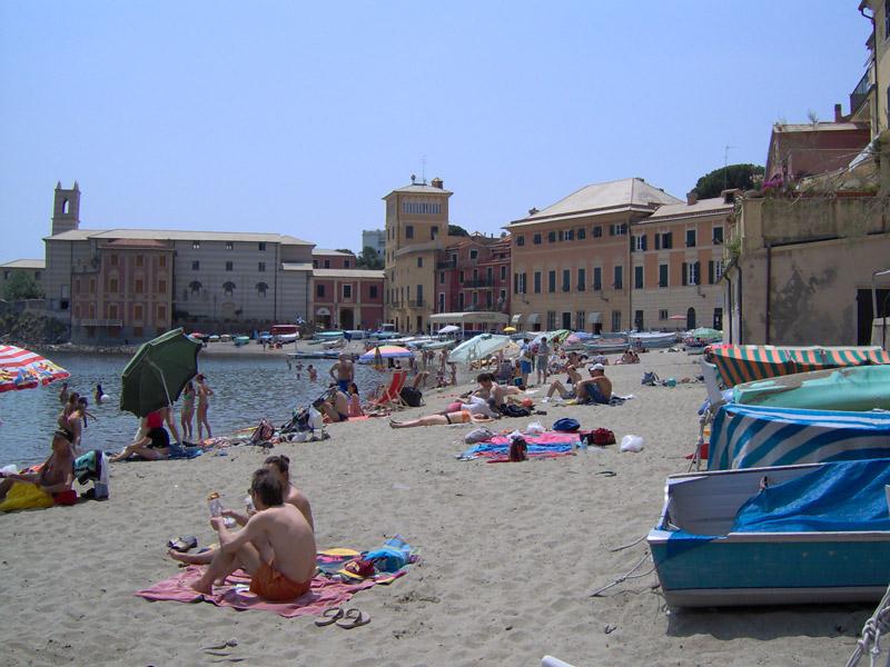 Matrimonio Spiaggia Sestri Levante : Sestri levante the beaches liguria italy