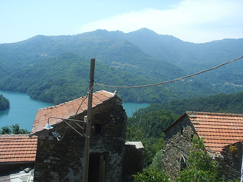Der Naturpark Antola