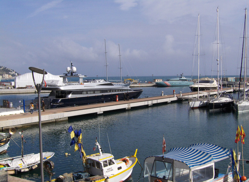 Port de plaisance de Varazze