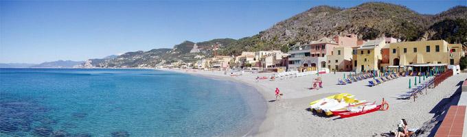 Hotel A Varigotti Sul Mare