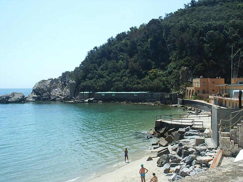 Baia dei Saraceni (The bay of the Saracens)