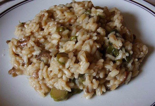 Milan risotto lombardy italy traditional food milan for Best risotto in milan