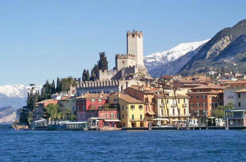 Garda Lake The Lake Garda Veneto Italy Lake Garda