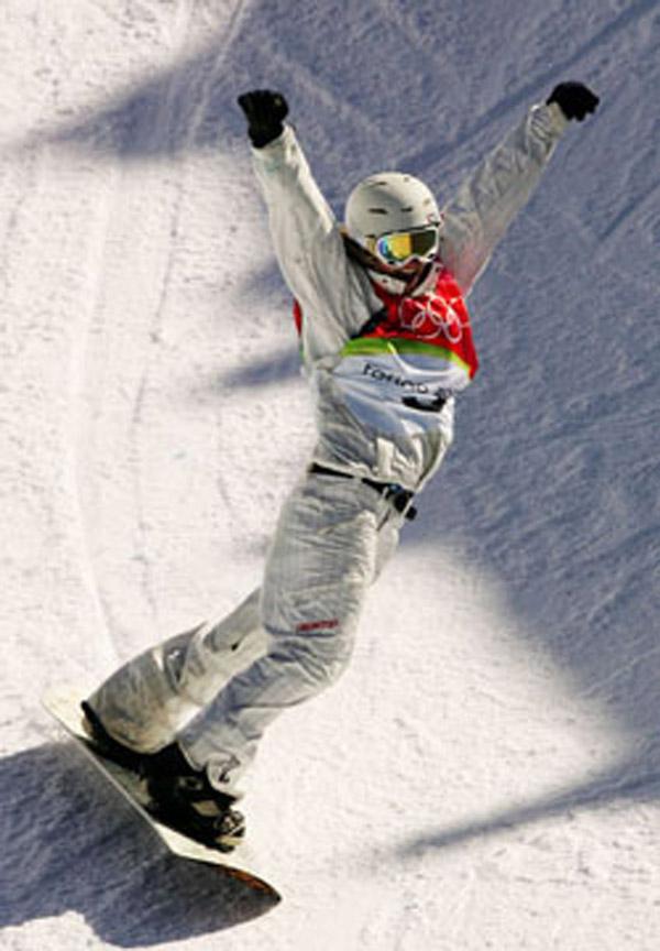 Jeux Olympiques d'Hiver de Turin 2006