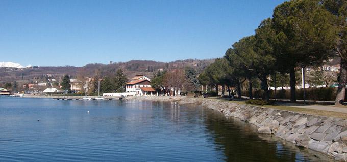 Lac de Viverone
