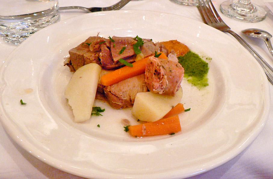 Bollito Misto (Boiled Meats)