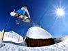 Prato Nevoso(Cn) - O parque de neve de Prato Nevoso