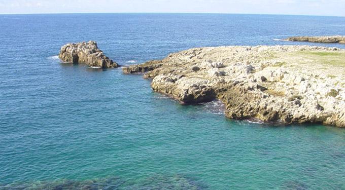 Gallipoli la reggia puglia italia spiagge gallipoli le spiagge gallipoli spiaggia - La reggia santa maria al bagno ...