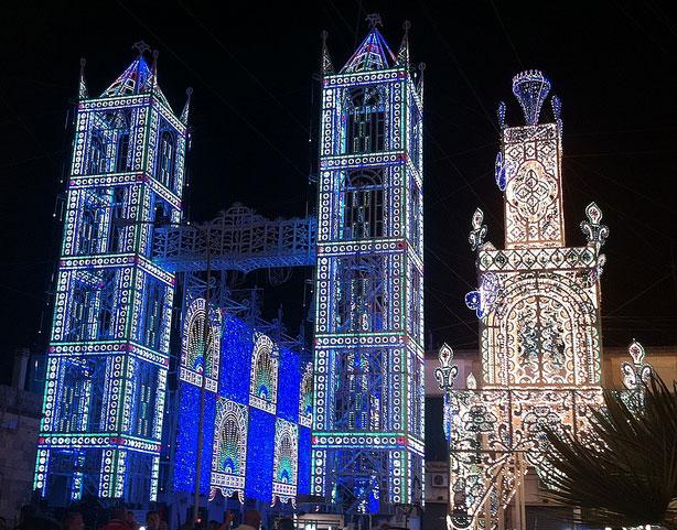 Santa Domenica Patronal Festival