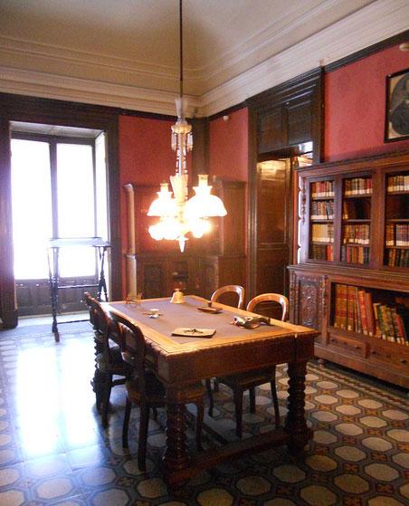 Catania - Casa de Verga (Sicilia, Italia)