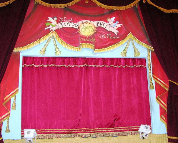 Petit Théâtre de marionnettes