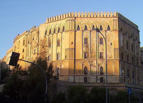Palácio dos Normandos
