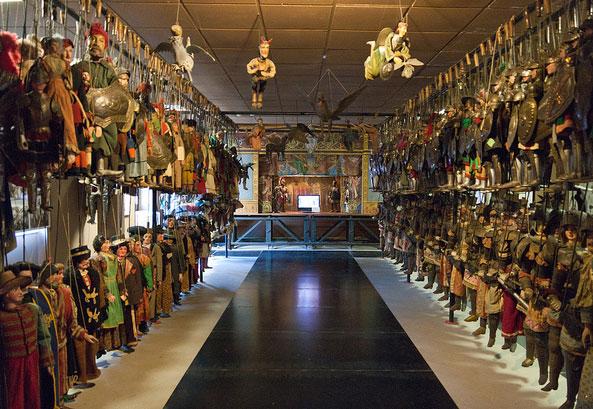 Museo internazionale delle marionette