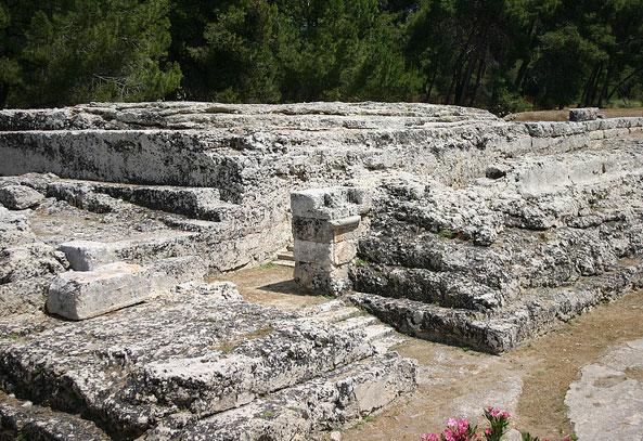 Altar des Hieron