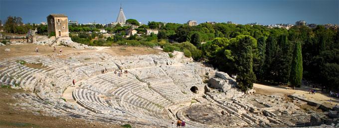 Griechische Theater
