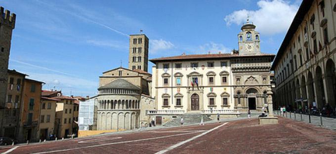 Hotel Arezzo Centro