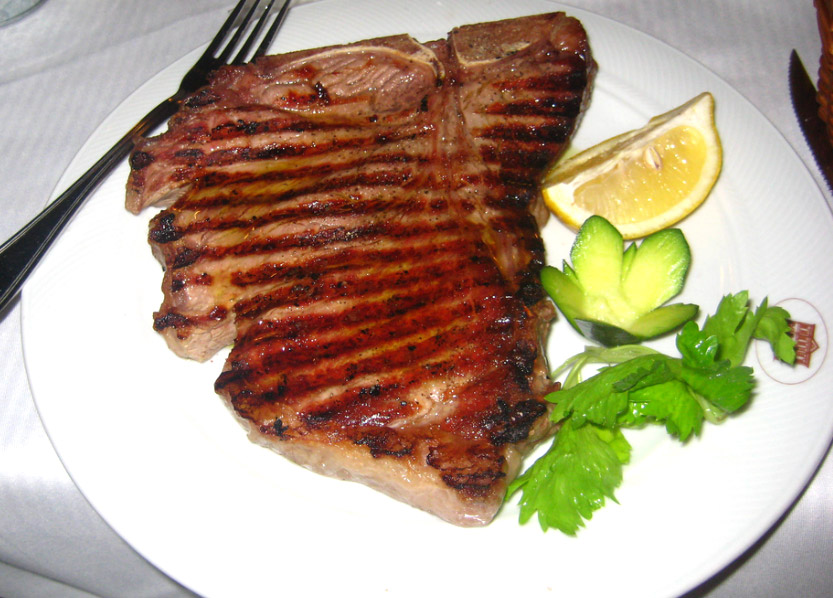 Bifteck à la Florentine