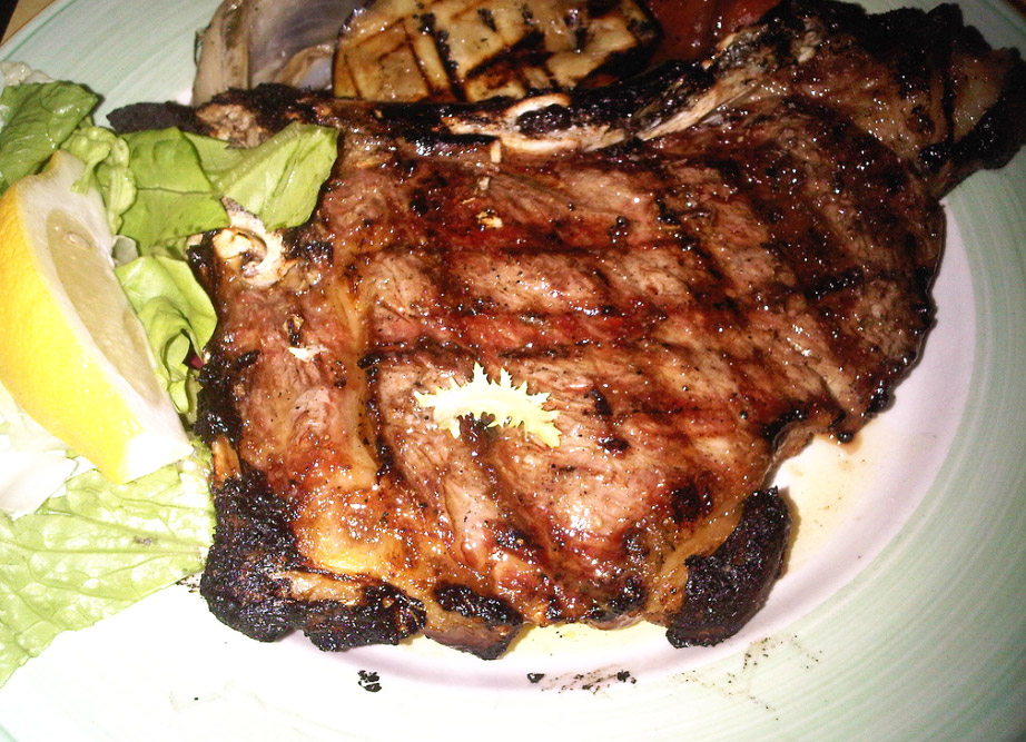 T-bone Steak (Florentine Steak)